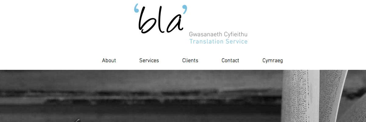 Bla Translation screenshot